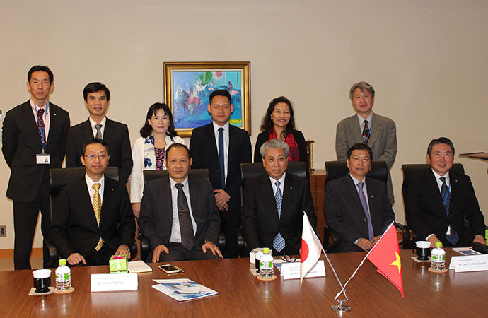 Bidiphar received the transfer of pharmaceutical manufacturing technology from Kyorin - Japan